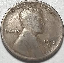 Best 1913 d lincoln cent Reviews