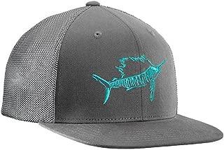 Sailfish Fitted Trucker Hat