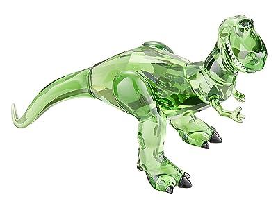 Swarovski Toy Story Rex (Fern Green) Pendants Pins