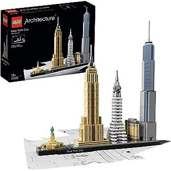 LEGO Architecture NewYorkCity,Set di Costruzioni, 21028