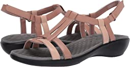 Blush Combi Leather