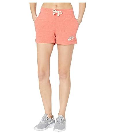 Nike NSW Gym Vintage Shorts (Magic Ember/Sail) Women