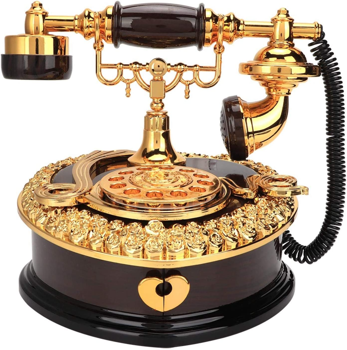 Heart-Shaped Phone Music Box Decoration Ranking TOP11 Home Ornaments Birthday Max 87% OFF