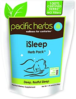 Sponsored Ad - Pacific Herbs Natural Sleep Supplement Herb Extract