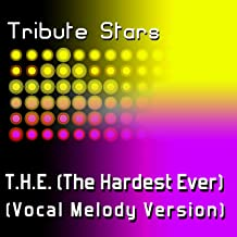 will.i.am feat. Mick Jagger & Jennifer Lopez - T.H.E. (The Hardest Ever) (Vocal Melody Version)