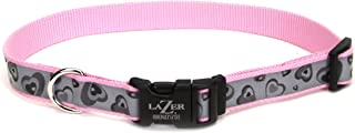 Lazer Brite Reflective Adjustable Collar, 5/8
