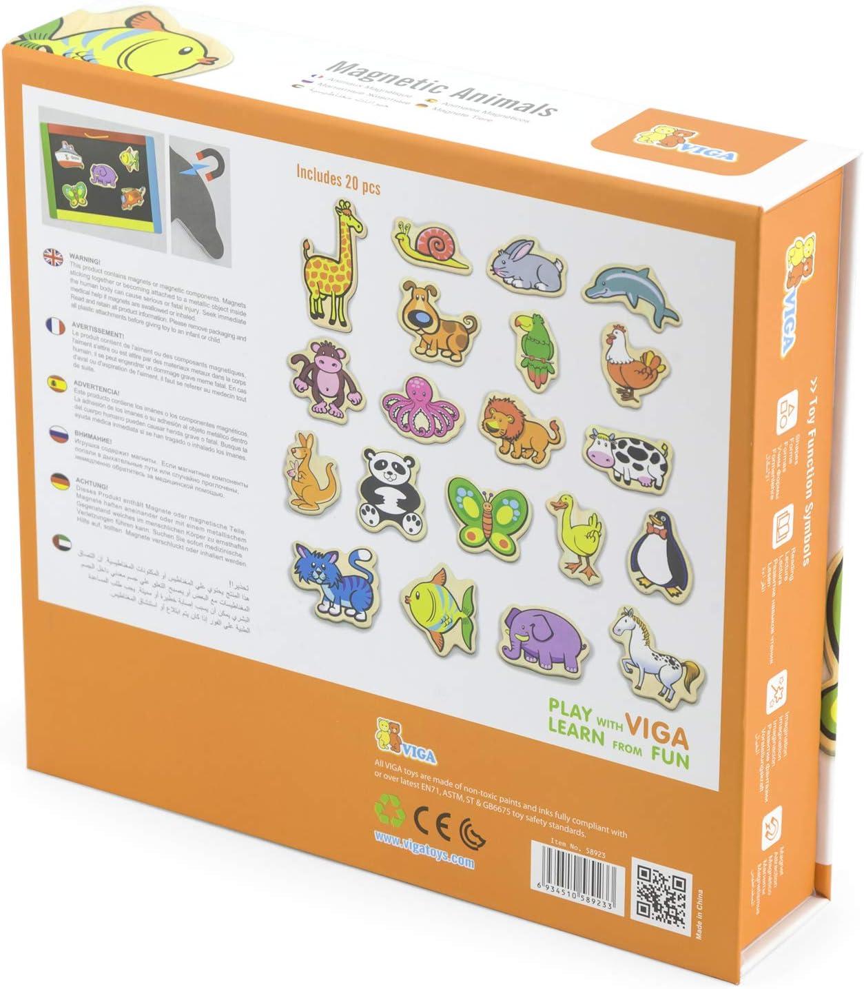 Tiermotive VIGA 51308 Memory Multi Color