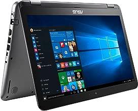 Asus 2 in 1 15.6 1080P FHD TouchScreen Laptop, Intel Core i5-7200U, 8GB DDR4 Memory, NVIDIA GeForce GTX 940MX 2GB, 1TB HDD 128GB SSD Hybrid, 802.11ac, Blutooth, HDMI, Webcam, Windows 10