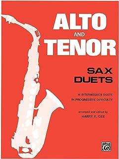 Alto & Tenor Sax Duets