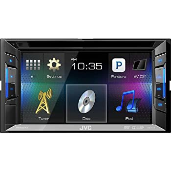 JVC KW-V11 6.2-incehs Touch screen System