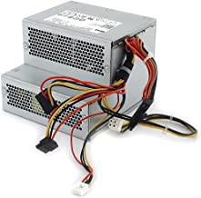 Dell Optiplex 760 780 960 Desktop Power Supply PSU F255E-01 V6V76