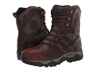 Merrell Work Moab Duluth 8 Waterproof Steel Toe (Espresso) Men