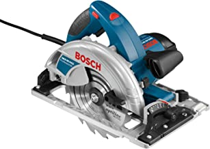 Bosch Professional GKS 65 GCE - Sierra circular (1800 W, Ø Disco 190 mm, velocidad variable, carril guía, en L-BOXX)