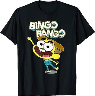 Disney Channel Big City Greens Cricket Bingo Bango T-Shirt