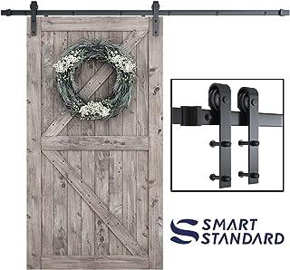 barn door hardware 8 feet