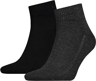Levi's Men's 168sf Mid Cut 2p Calf Socks (Pack of 2)
