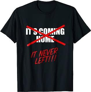 Football's Coming Home T-Shirt