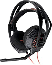 Plantronics Rig 505 Lava Stereo Gaming Headset - Black (Renewed)