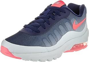 Nike Womens Air Max Invigor Print Running Shoe, Binary Blue/Lava Glow-Glacier Blue (8.5)