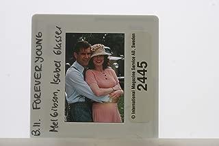 Slides photo of Portrait Of Mel Gibson And Isabel Glasser.