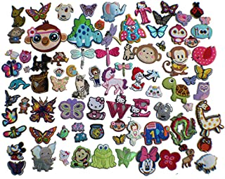 20pcs Animal embroidery Patches Iron On Appliques(Random,different batches of different styles)