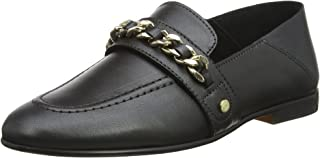 Chain Detail Loafer, Mocasines para Mujer