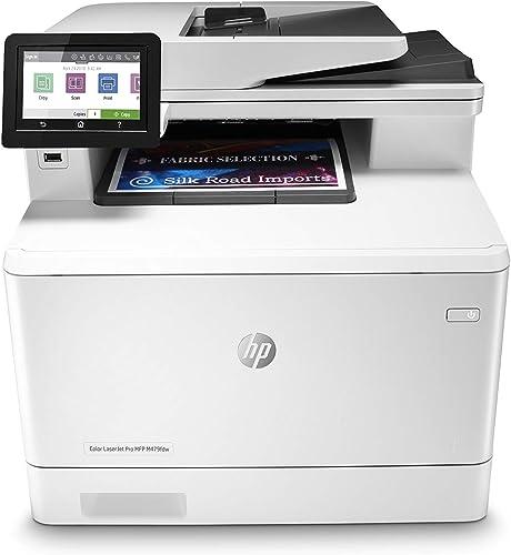 HP Color LaserJet Pro M479fdw- Imprimante laser - couleur - Recto-verso - A4 - 38 400 x 600 ppp - jusqu'à 27 ppm (mon...