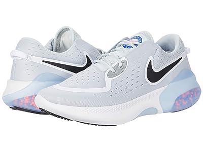 Nike Joyride Dual Run (Pure Platinum/Black/White/Racer Blue) Men