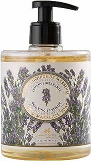 Neu: Hochwertige Flüssigseife Savon de Marseille Lavendelduft 500 ml