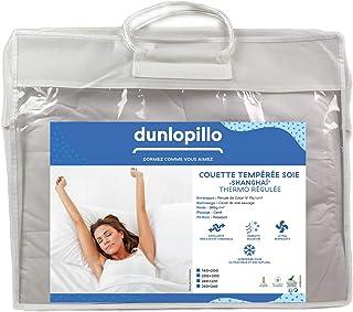 Dunlopillo Shanghai Hiver Couette Blanc 220 x 240 cm