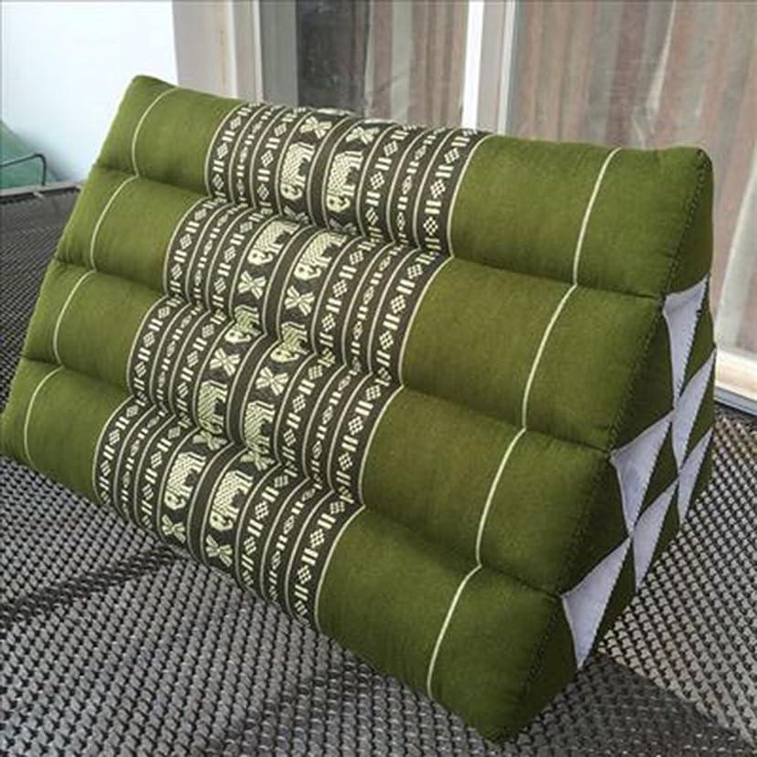 予見する寄付否定する18-AnyzhanTrade マルチカラー三角パッド枕クッション (Color : 3#, サイズ : 50*30*30cm)