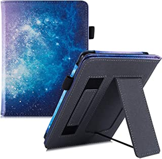 BOZHUORUI Stand Case for Kindle Paperwhite (Fits 10th Gen-2018 / All Paperwhite Generations) - PU Leather Protective Sleev...
