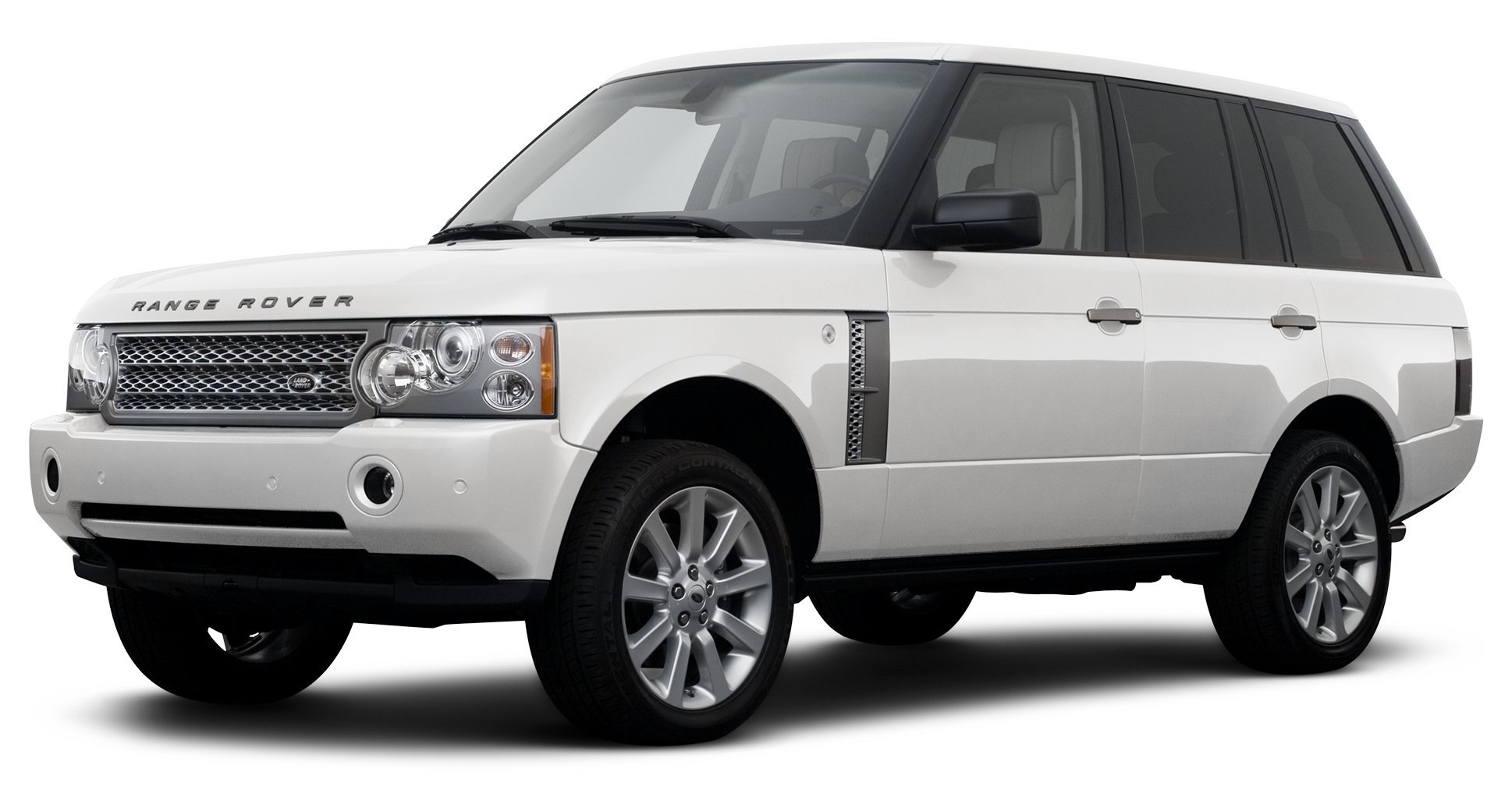 Amazon Com 2008 Land Rover Range Rover Reviews Images And Specs