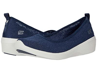SKECHERS Arya Airy Days (Navy) Women