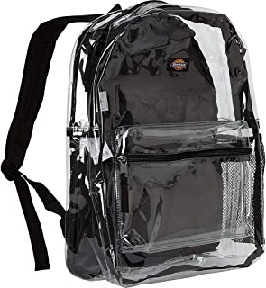 Student, Clear/Black, One Size