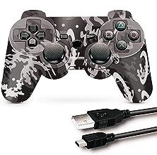 PS3 Controller, PS3 Controller Wireless, CFORWARD PS3...