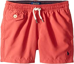Traveler Twill Swim Trunks (Little Kids)
