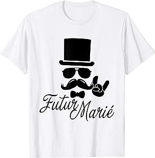 Homme Enterrement De Vie Jeune Garçon Homme Bachelor Future Marie T-Shirt