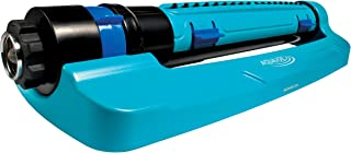 Sun Joe SJI-TLS18 3-Way Oscillation Turbo Oscillation Lawn Sprinkler w/Range, Width, Flow Control (Renewed)