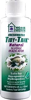 HOME GROWN PONICS  #96038 Tidy Tank Natural Sludge Eradicator, 4-Ounce