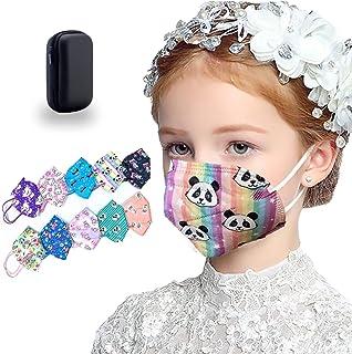 Cubrebocas KN95 para niñas DELUXE Certificados empacados en Bolsa Individual Tapabocas KN95 de Varios Diseños y Colores Di...