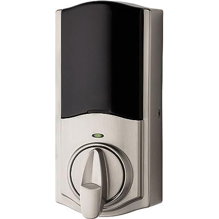 Kwikset Convert Smart Lock Conversion Kit Satin Nickel 99140-102