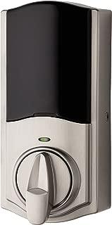 Kwikset 99140-102 Convert Z-Wave Plus Lock with Home Connect, Satin Nickel