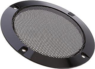 Homyl Lautsprecher Abdeckung Lautsprechergitter   4 Zoll