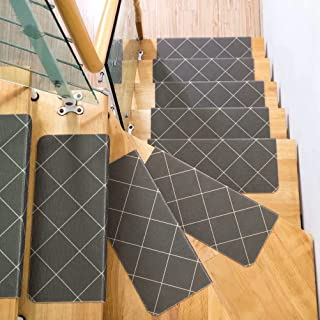 carpet that looks like stairs