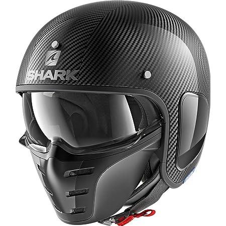 Shark Men S Nc Motorcycle Helmet Black Xs Auto