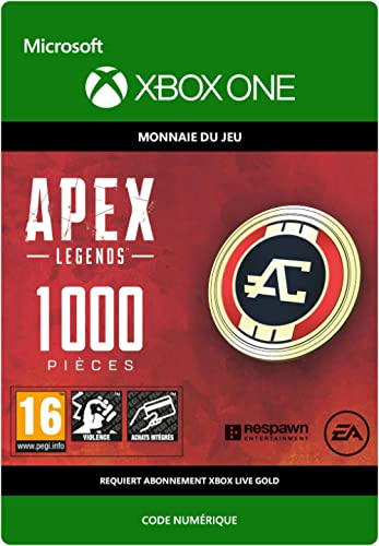 APEX Legends: 1000 Coins | Xbox One - Code jeu à télécharger