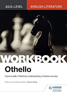AS/A-level English Literature Workbook: Othello