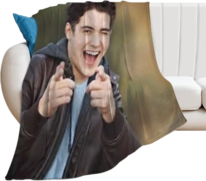 quality assurance Joshua Bassett Funny Throw Microfiber Blanket National products Lightweight Fluffy