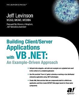 Building Client/Server Applications Under VB .NET: An Example-Driven Approach